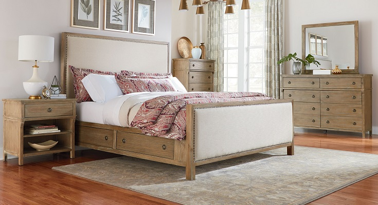 Standard Furniture Savannah Court Bedroom Collection