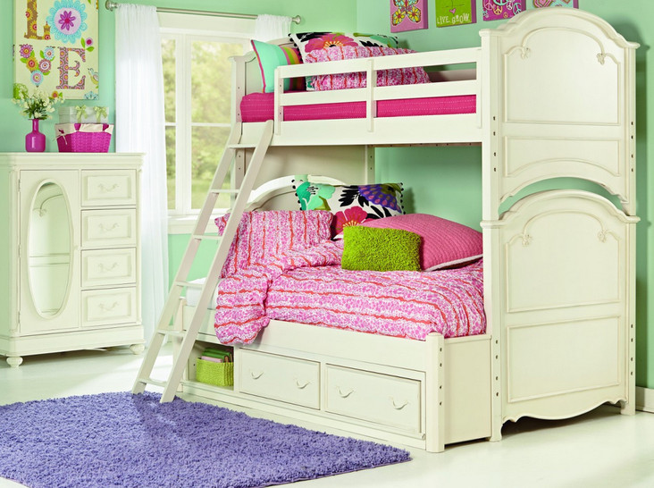 Legacy Classic Kids Charlotte Collection - BedroomFurnitureDiscounts.com