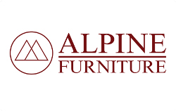Alpine Furniture - Sleigh Collections