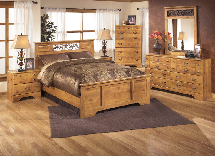 Ashley Bittersweet Bedroom Collection By Bedroom Furniture