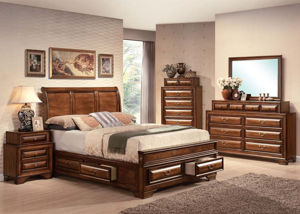 Innovative Bedroom Sets With Drawers Under Bed Style