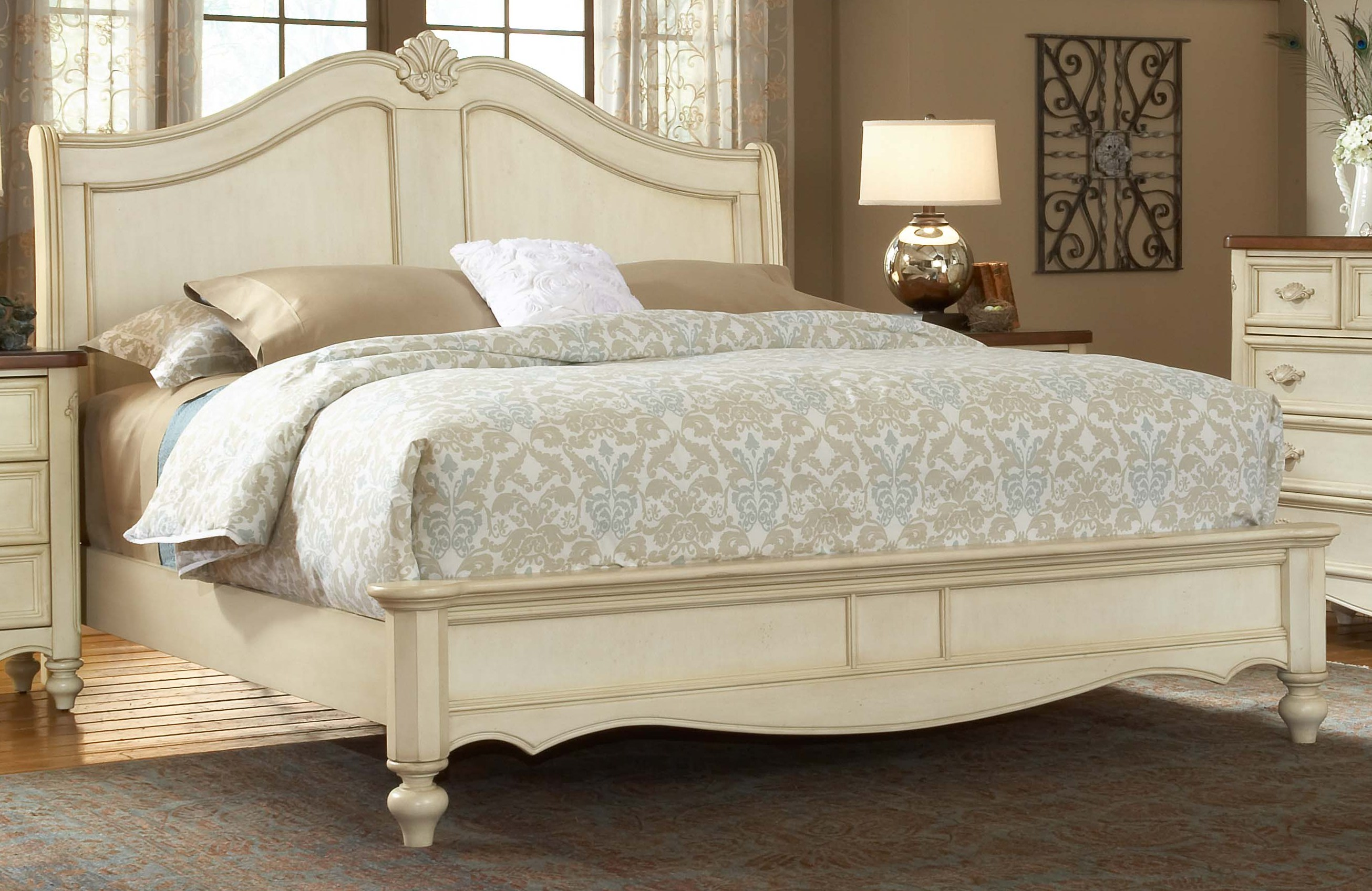 Top Antique White Sleigh Bed Queen 2611 x 1696 · 718 kB · jpeg