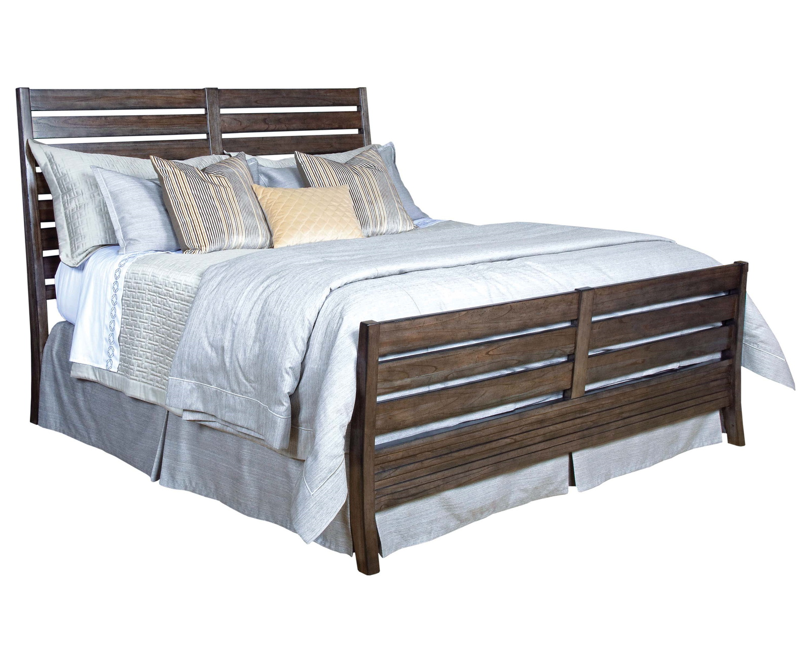 Kincaid Sleigh Bed at Bedroom Furniture Discounts