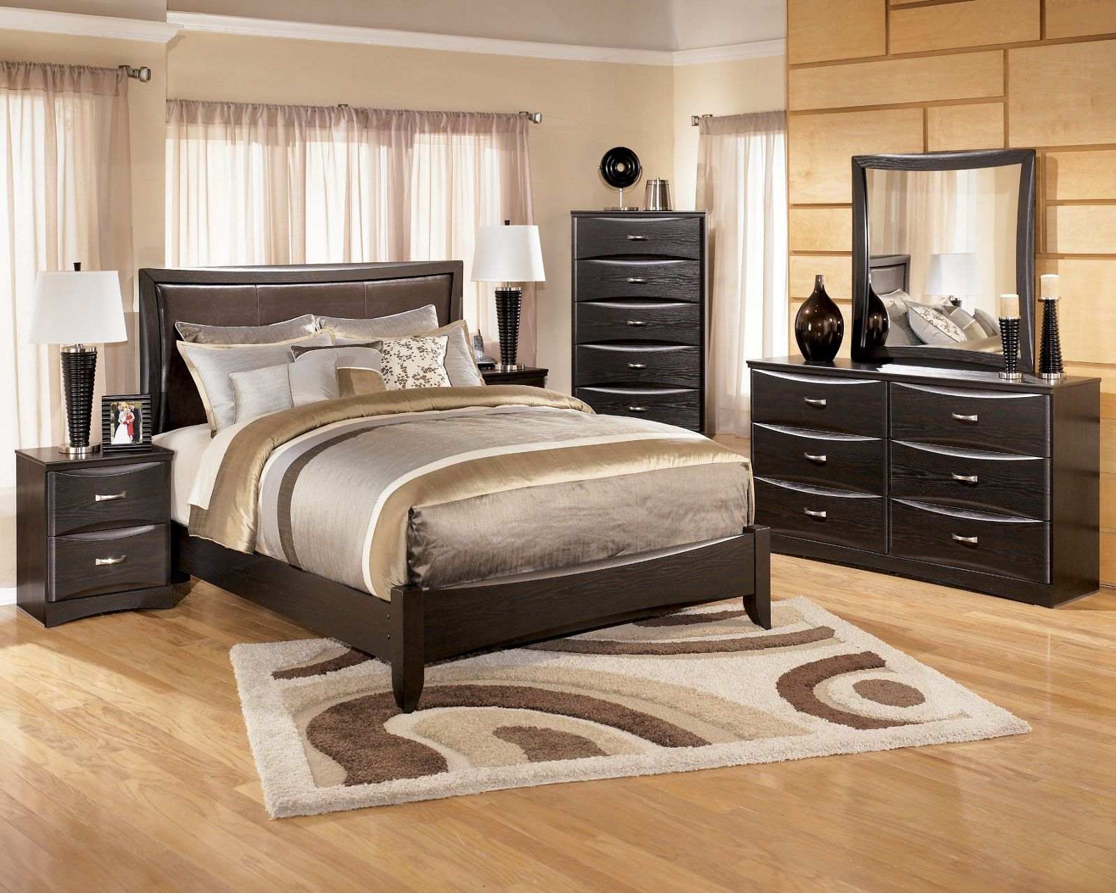 Home decorating pictures ashley furniture set for 3 bedroom set