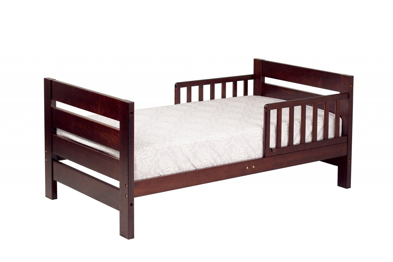 DaVinci Baby Modena Toddler Bed in Espresso M0710Q