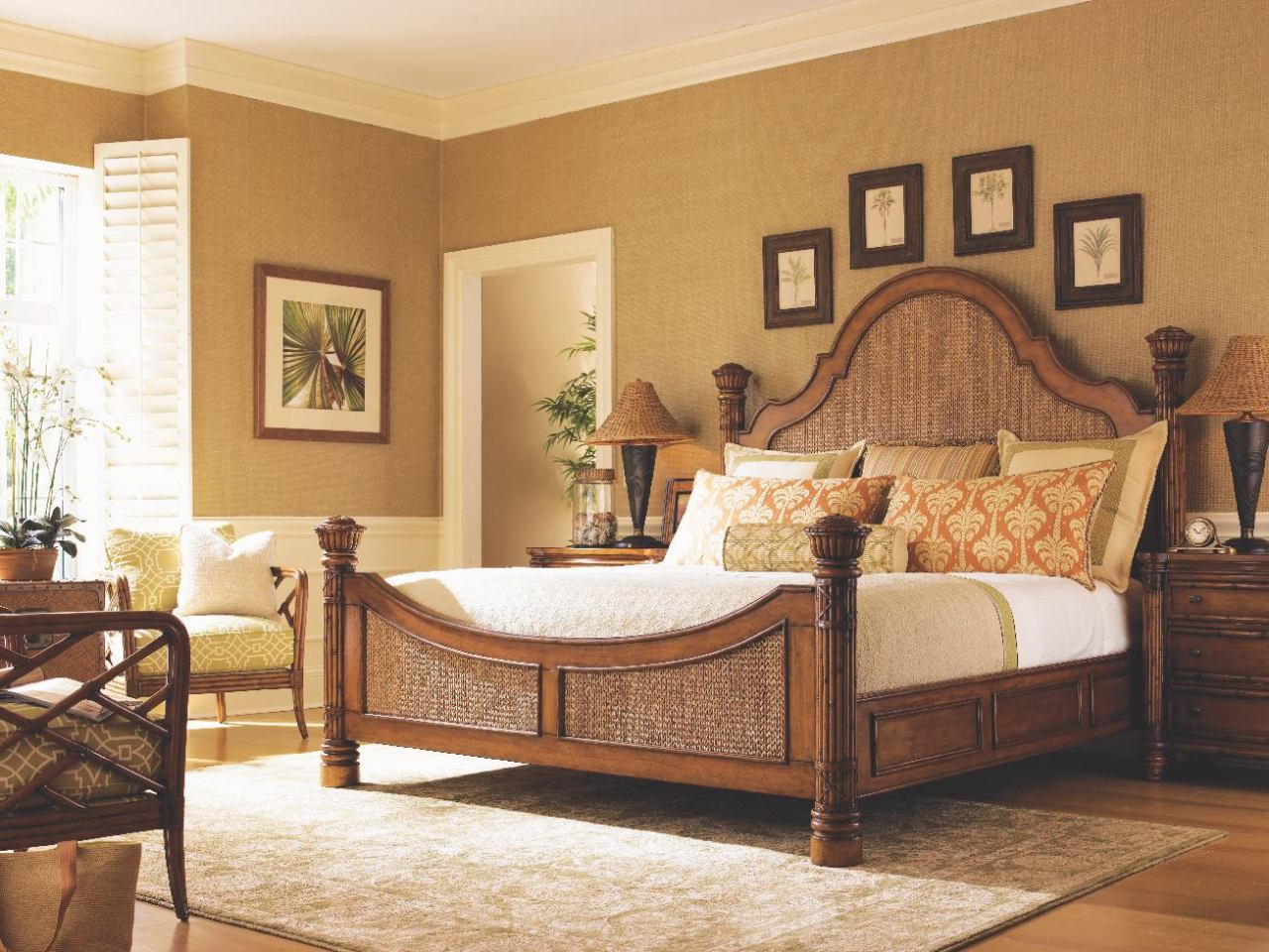 Tommy Bahama Island Estate Round Hill Bedroom Set Sale Ends Jul 25