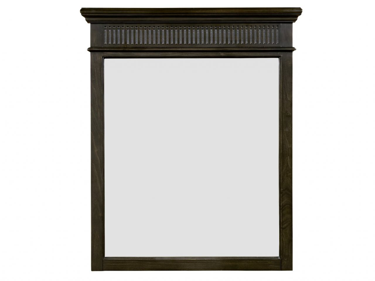 Stone & Leigh Smiling Hill Dresser Mirror in Licorice 560-83-30