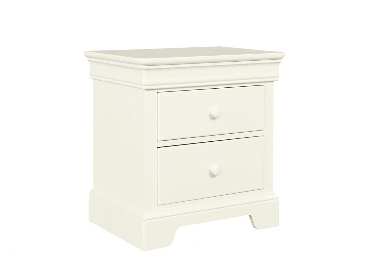 Stone & Leigh Teaberry Lane Nightstand in Stardust 575-23-82