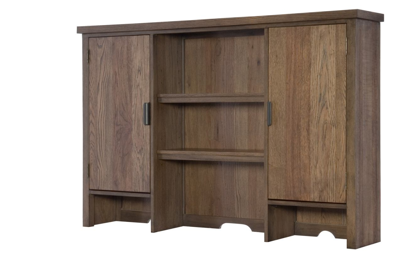 Legacy Classic Kids Fulton County Dresser Hutch in Tawny Brown 5900-7202 PROMO
