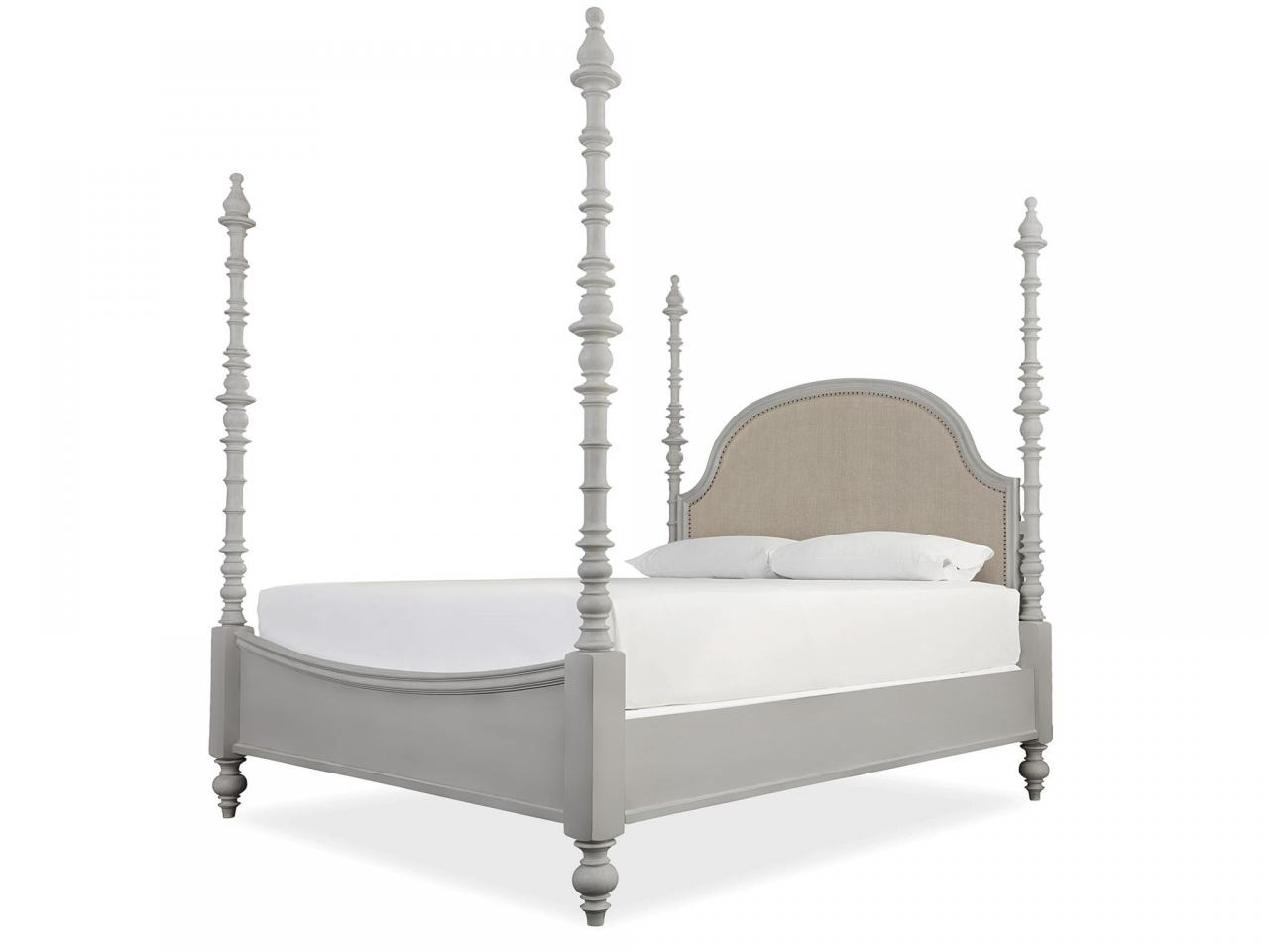 Paula Deen Home Dogwood The Dogwood Bed (Cal King) in Cobblestone 599291B CODE:UNIV20 for 20% Off