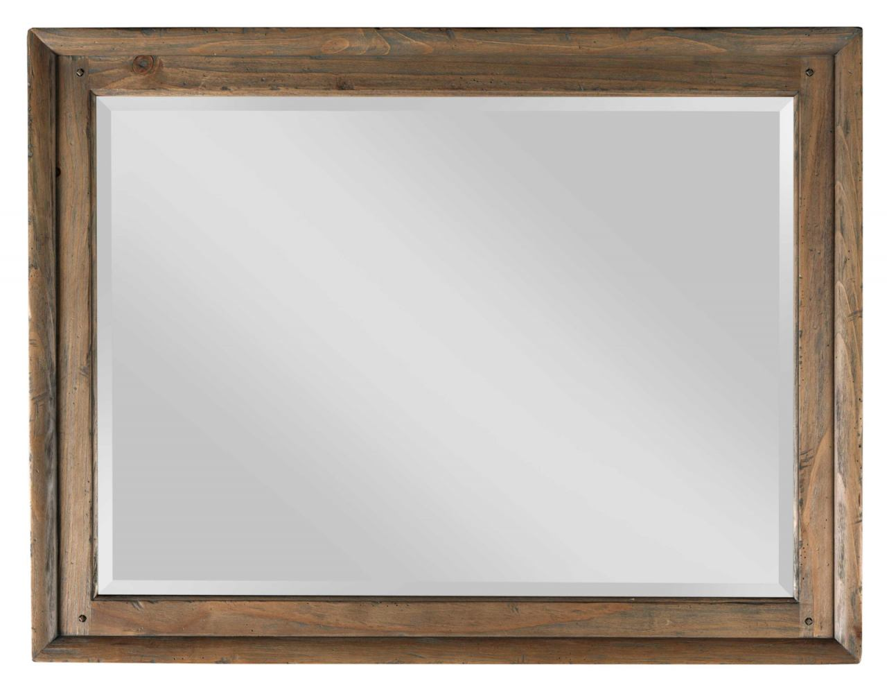 Kincaid Weatherford Landscape Mirror in Grey Heather 76-114