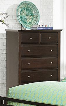 Homelegance Verano Chest  in Espresso 1733-9