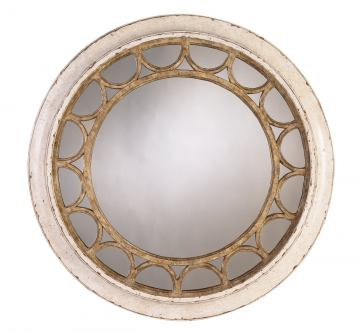 Stanley Furniture Archipelago Moor Island Ring Mirror in Blanquilla 186-23-31 CLOSEOUT