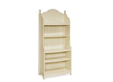 Universal Paula Deen Gals Bookcase in White Paint 233A018