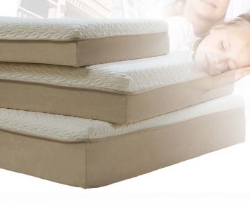 "Acme Ame 10"" Memory Foam Full Mattress 29015"