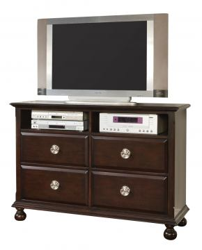 Acme Amherst TV Console in Espresso 01800
