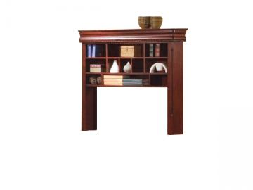 Acme Classique Computer Hutch in Cherry 11880