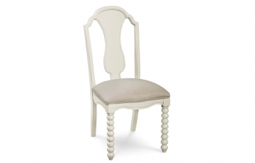 Legacy Classic Kids Inspirations Boutique Chair in Seashell White 3832-640 KD