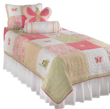 Adeline - Multi Twin Top of Bed Set