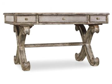 Hooker Furniture Corsica Mirrored Writing Desk 5281-10458