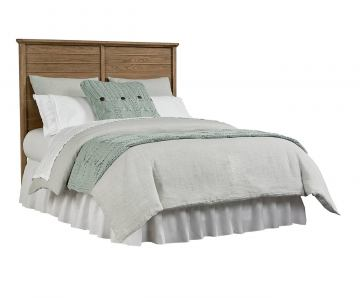 Stone & Leigh Driftwood Park Queen Headboard in Sunflower Seed 536-13-145 CLOSEOUT