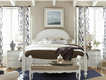 Paula Deen Home Dogwood The Dogwood Bedroom Set in Blossom CODE:UNIV20 for 20% Off
