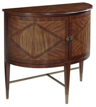Fine Furniture Boulevard Demilune Chest in Gateway 1360-104