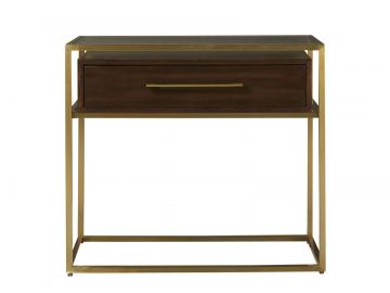 Universal Furniture Modern Bancroft Nightstand in Mahogany 644350 CODE:UNIV30 for 30% Off