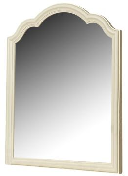 Legacy Classic Kids Harmony Mirror in Antique Linen White 4910-0100 SPECIAL