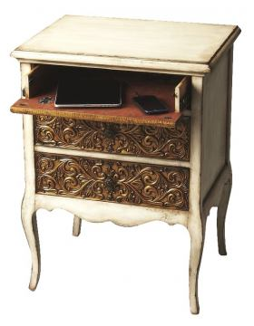 Butler Specialty Heritage Chest in Antique White 3107070