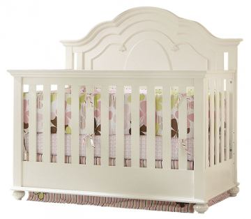 Legacy Classic Kids Charlotte Grow With Me Convertible Crib 3850-8900