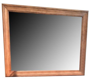 American Woodcrafters Pathways Mirror in Sandstone 5100-040