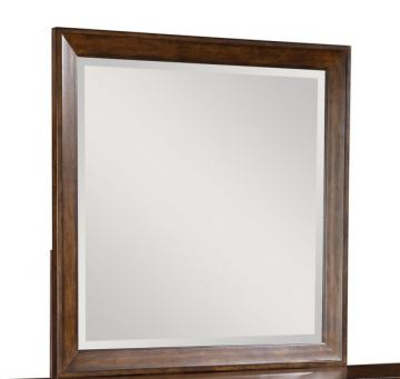 Samuel Lawrence Furniture SLD Bayfield Landscape Mirror in Sienna Finish 8280-030