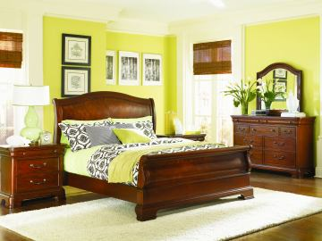 Legacy Classic Evolution Sleigh Bedroom Set CODE:UNIV20 for 20% Off
