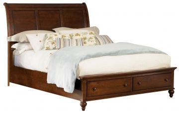Liberty Furniture Hamilton King Storage Bed 341-BR16FS