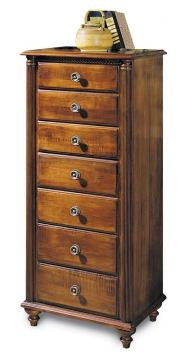 Durham Furniture Savile Row Lingerie Chest - Park Lane finish