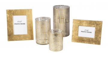 Desirus 5-Piece Accessory Set in Gold A2C00116