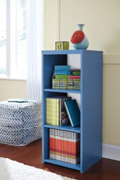 Bronilly Bookcase in Blue B045-30