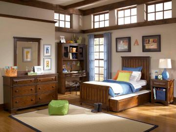 Legacy Classic Kids Dawson's Ridge Panel Bedroom Set