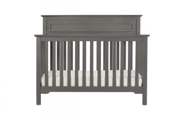 DaVinci Baby Autumn Collection 4-in-1 Convertible Crib in Slate M4301SL