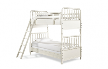 Universal Smartstuff Bellamy Twin over Twin Bunk Bed 330A530