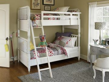 Universal Smartstuff Bellamy Bunk Bedroom in White