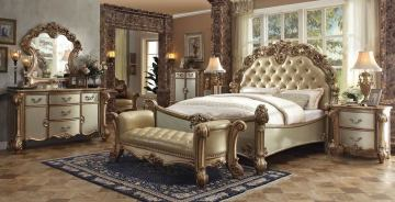 Simple Tufted Bedroom Set Collection