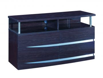 Global Furniture Aurora Entertainment Unit in Wenge