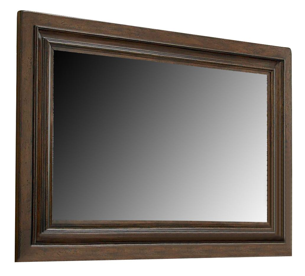 Universal Furniture Paula Deen Down Home Landscape Mirror in Molasses 19304M CLEARANCE CODE:UNIV20 for 20% Off