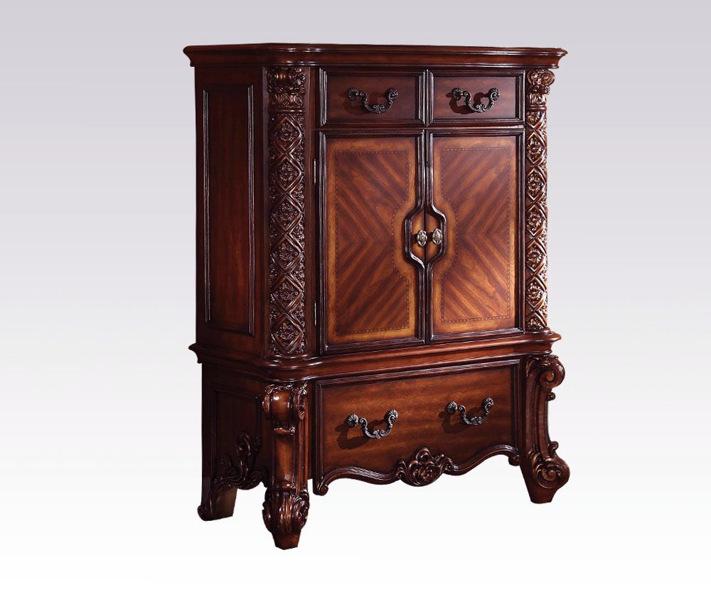 Acme Vendome Traditional Drawer Chest in Cherry 22006 SPECIAL