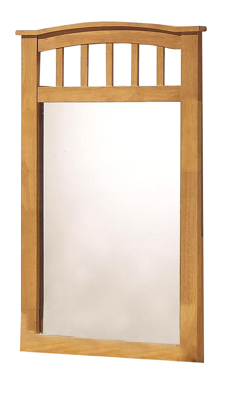 Acme San Marino Youth Mirror in Maple 08945