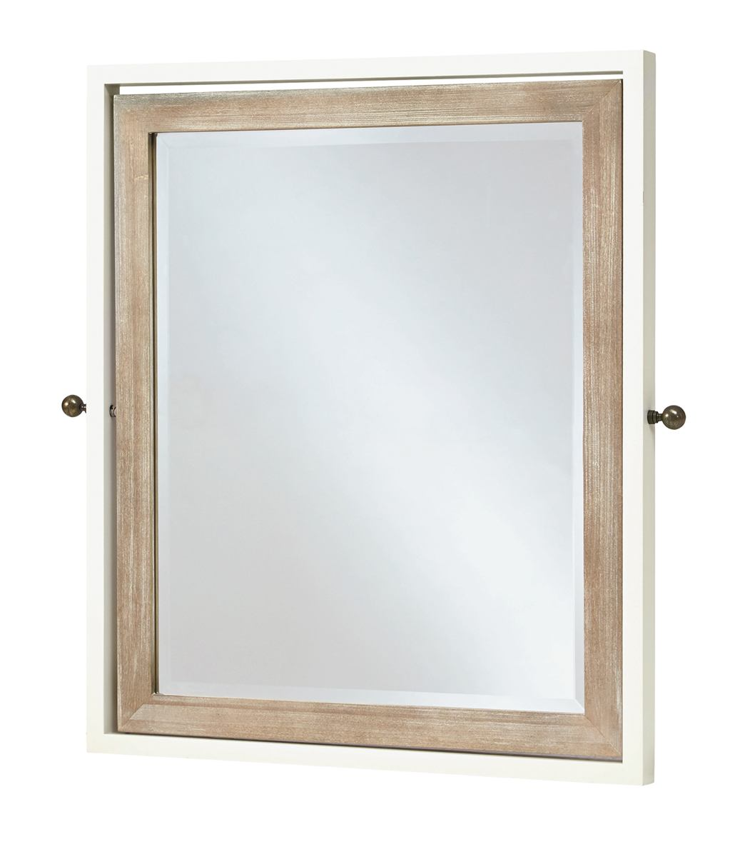 Smartstuff myRoom Tilt Mirror in Gray and Parchment 5321033 CODE:UNIV20 for 20% Off
