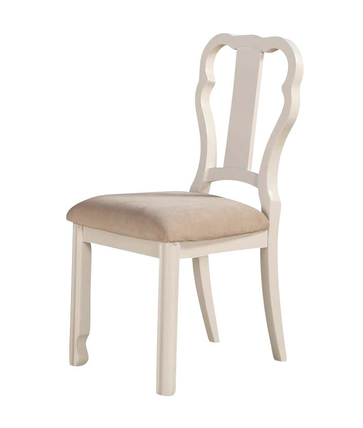 ACME Ira Youth Side Chair in White 30154