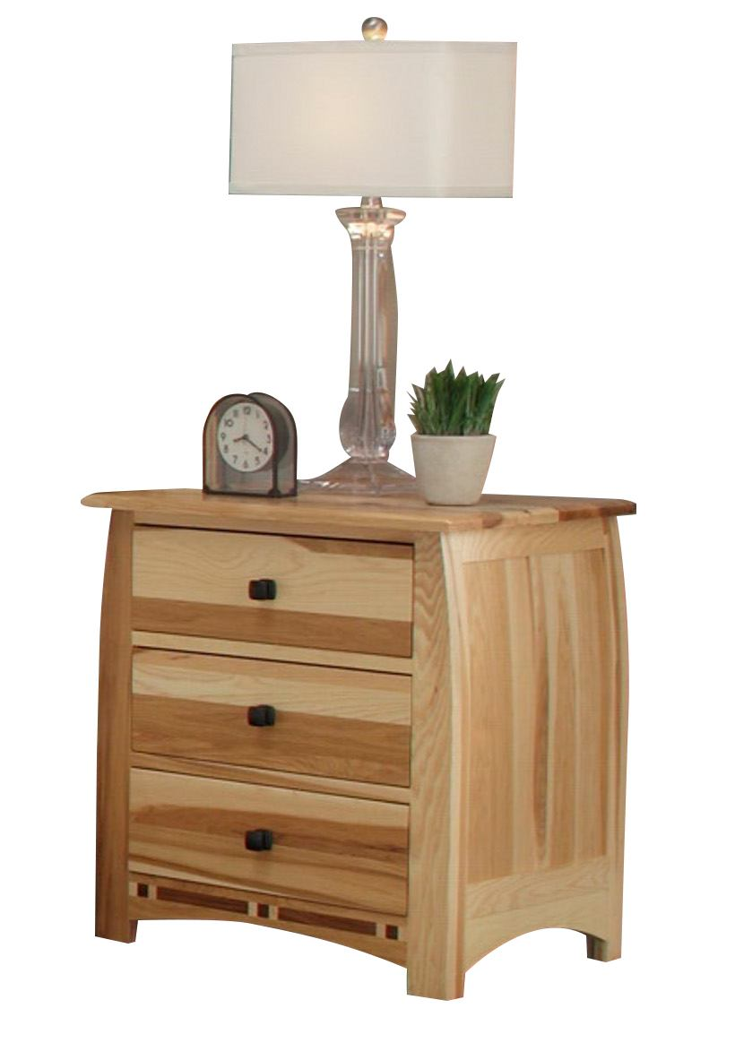 A-America Adamstown Nightstand in Natural ADANT5750